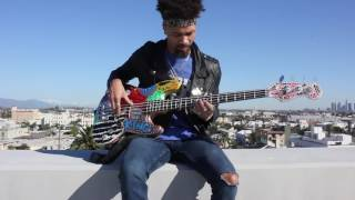 Super Bowl 2017 - Lady Gaga's Bassist Jonny Goood