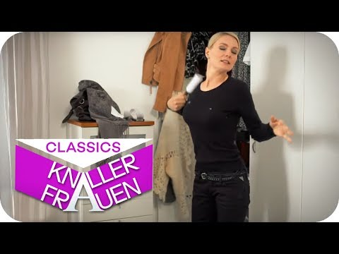 Sexy Fusselroller [subtitled] | Knallerfrauen mit Martina Hill