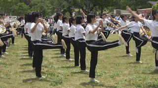 """京都橘S.H.S. BAND ブラスエキスポ2016 """"Sing Sing Sing"""" [4K] - Kyoto Tachibana SHS Band -"""