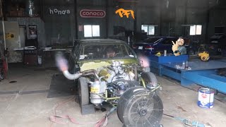 Trying to Max the Dyno with Goofy built Shane's Friends!!
