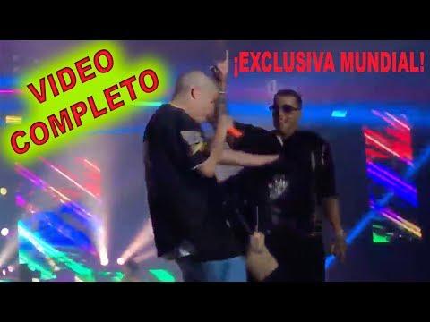 Natti Natasha MOLESTA con Bad bunny Bailando 'Dura Remix'
