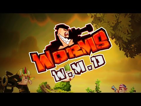 Pokes Of Death & Weird Laughs! (Worms WMD)