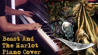 Avenged Sevenfold - Beast And The Harlot - Piano Cover