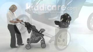 Graco Mirage Travel System   Kiddicare