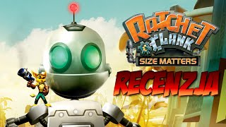 preview picture of video 'Ratchet and Clank: Size Matters [PSP, PS2] - Recenzja'