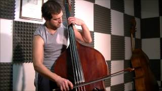 Pirates Of The Caribbean - Double Bass Solo