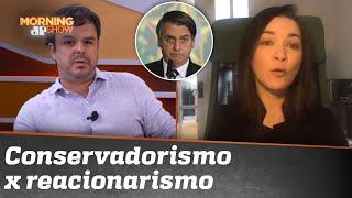 Governo Bolsonaro autoritário? Ilona Szabó e Adrilles Jorge divergem