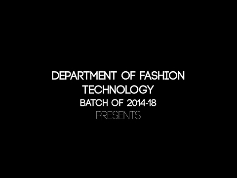 National Institute of Fashion Technology (NIFT) video cover3
