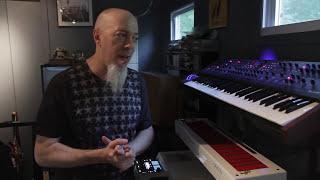 "Jordan Rudess Home ""Studio A"" Tour"