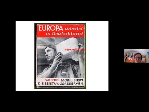 Os traballadores forzados e voluntarios galegos na Alemaña nazi
