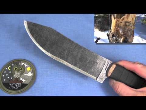 Condor Hudson Bay: Woods Cleaver! [Full Review]