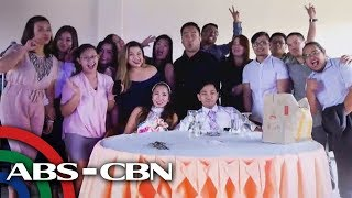 Rated K: No caterer sa Wedding
