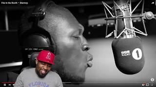 Fire In The Booth – Stormzy | BBC Radio 1 | UK GrimeDrill | My Commentary