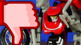 Top 10 WORST Transformers Toys in my Collection | (TF-Talk Ep#45)