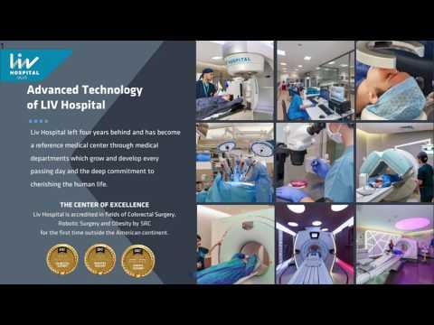 Todos los servicios LIV Hospital