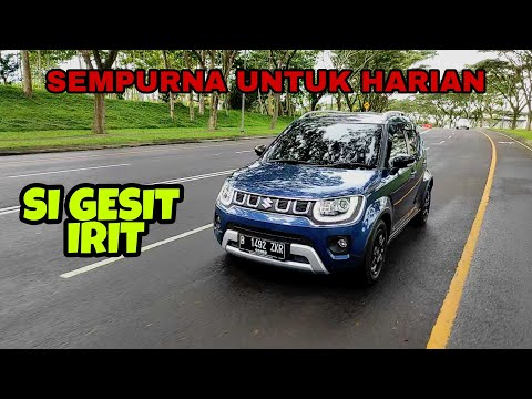 complete review of the suzuki ignis GX MT 2021