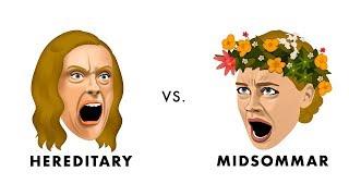 Midsommar vs. Hereditary