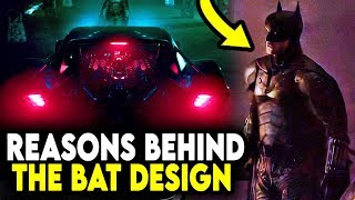 The Batman 2021's Batsuit & Batmobile Explained