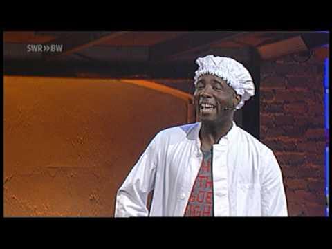 Dave Davis aka Motombo Umbokko im Wellness-Bereich | Spätschicht