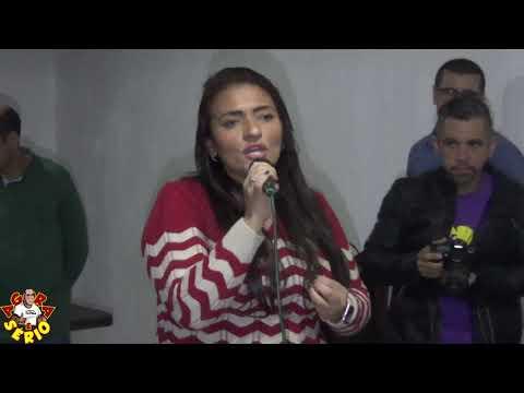 Pré Candidata a Deputada Federal Ely Santos e o Pré Candidato a Deputado Estadual Hugo Prado reunidos com os Amigos e Atitudes em Juquitiba