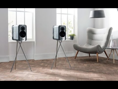 Preview: The extraordinary Q Acoustics Concept 300 speaker #speakerreviews
