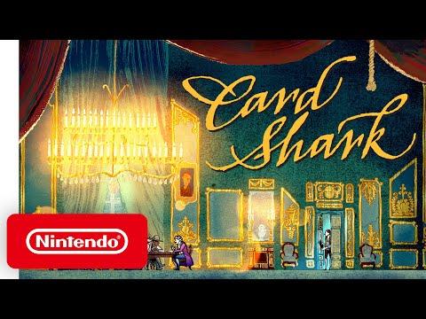 Card Shark - Announcement Trailer - Nintendo Switch