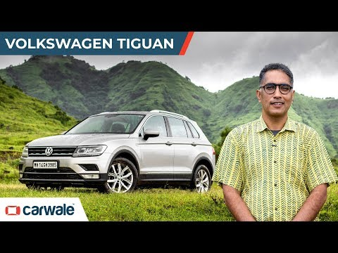 Volkswagen Tiguan | Pricey Swiss Knife Among Cars | CarWale