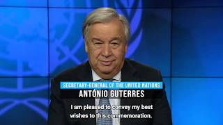 António Guterres (UN Secretary-General) on International Day for Older Persons (1 October 2019)
