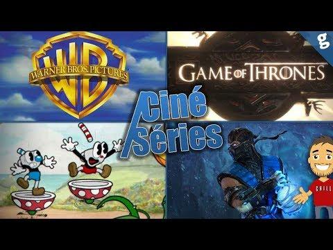 Warner dévoile son concurrent de Netflix / Prequel GOT détails / Cuphead série / Mortal Kombat film