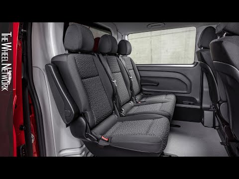 2020 Mercedes-Benz Vito Mixto Interior