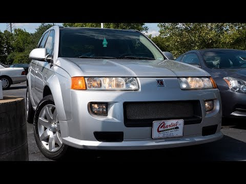 The most luxurious and sporty Saturn... is an SUV? || 2005 Saturn Vue Redline AWD - Tour/Review