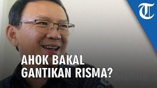 Ahok Sosok Potensial di Pilwali Surabaya 2020, Mungkinkah Mengganti Risma?