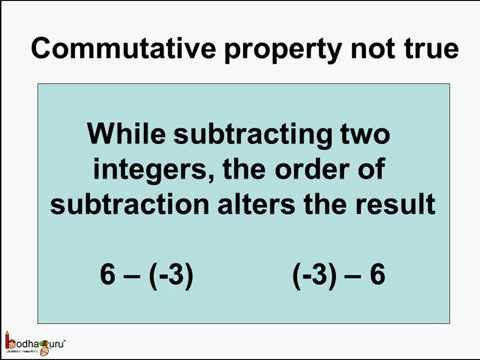 CBSE Class 7 Maths | Properties of Integers | NCERT & Q&A