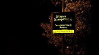 Stijn Slaapstudio, Nuenen (Lichtmastreklame)