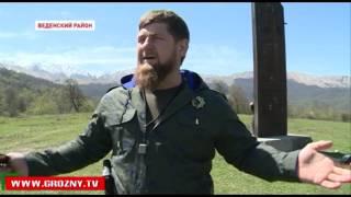 Рамзан Кадыров поручил отреставрировать памятник шейху Ташу-Хаджи Саясановскому