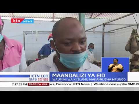 Maandalizi ya Eid: Waumini wa Kiislamu wakamilisha mfungo, baadhi kuswali swala ya EID kesho