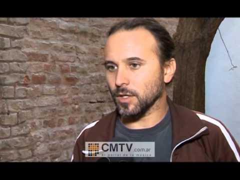La Vela Puerca video Balance de Piel y Hueso - Entrevista CM - Mayo 2012