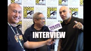 My Full Interview with Writer/Director Erik Matti and Brandon Vera about 'BUYBUST'