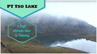 P.T.Tso lake in Tawang, Arunachal Pradesh