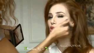 Kiralik ask,  любовь напрокат, как делают макияж Дефне