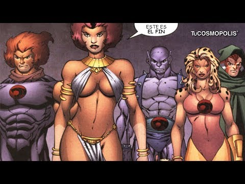 EL FINAL que NO CONOCES de LOS THUNDERCATS