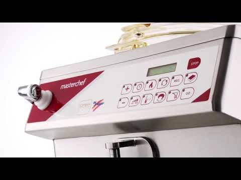 Multifunction Pastry & Ice-Cream Machines Series Masterchef