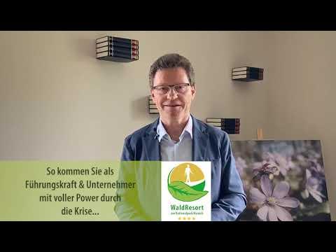 Stark durch die Krise - Tipps von Jürgen Dawo