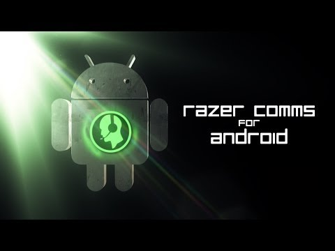Vídeo do Razer Comms