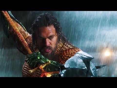 Aquaman vs Ocean Master   Aquaman [4k, IMAX]