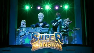 SuperMansion - The League of Cheesedom Band (Feat. Jewbot)