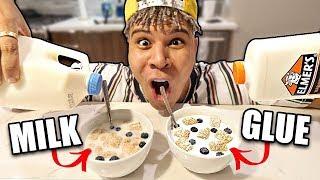 I Tested Food Hacks from TV COMMERCIALS!! (DIY FAST FOOD HACKS)