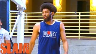 DeAndre Bembry 2016 NBA Draft Workout - 1st Round Pick NBA Draft 2016 #16NBACLH