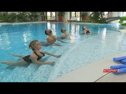 The latest trend: discovering Aqua Yoga