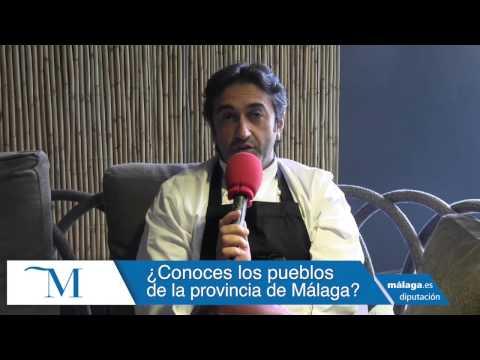 Entrevista a José Carlos García. Diputación de Málaga. Parte 1